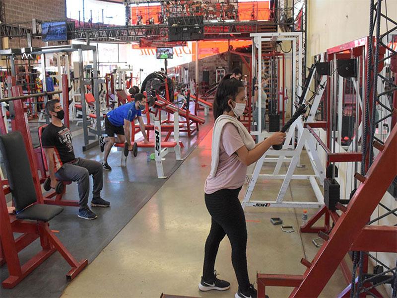 En Sonora, los gimnasios pueden comenzar a reabrir con un 50% de capacidad