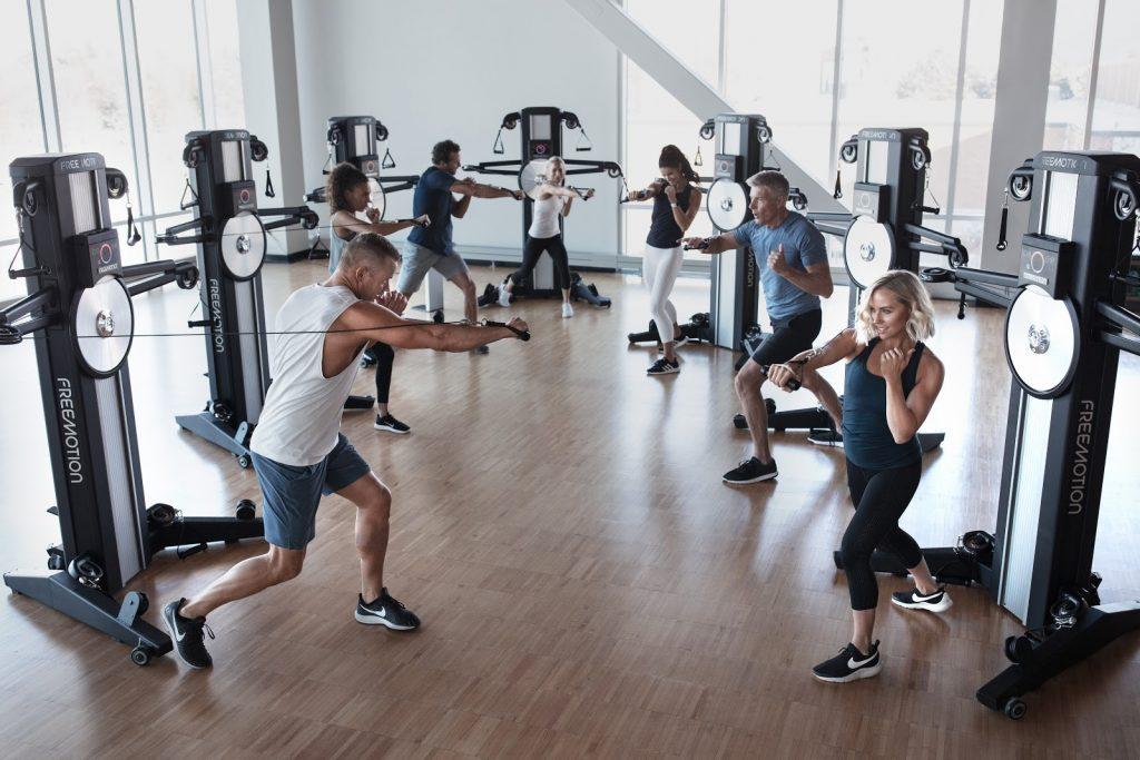 Freemotion Fitness lanza Fusion Team Training, un entrenamiento grupal que combina cardio y fuerza