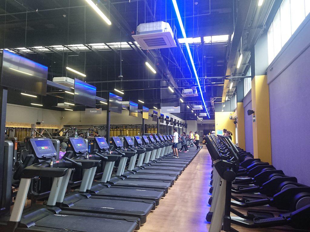 En Colombia, los gimnasios de Pereira fueron los primeros en reabrir