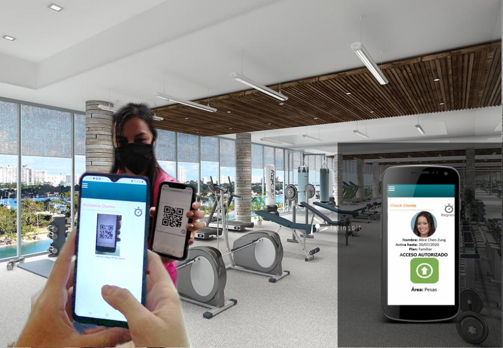 La compañía de software Latinsoft lanza su nueva aplicación 24/7 Gym