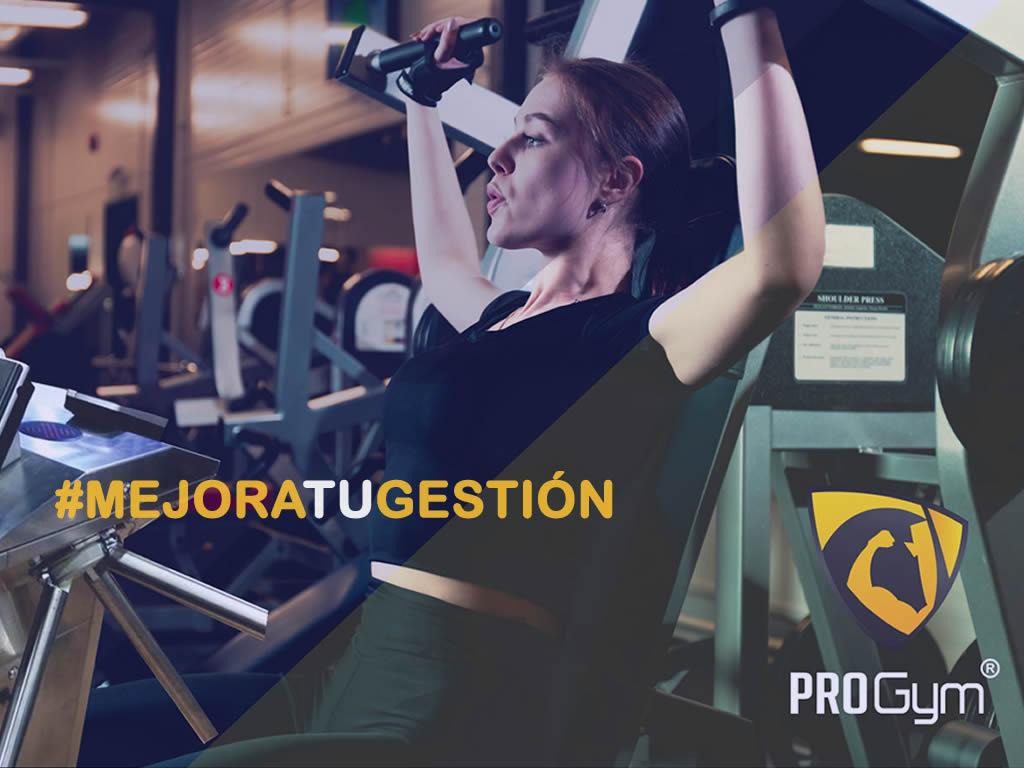 ProGym actualizó su software de gestión de gimnasios a los nuevos protocolos sanitarios