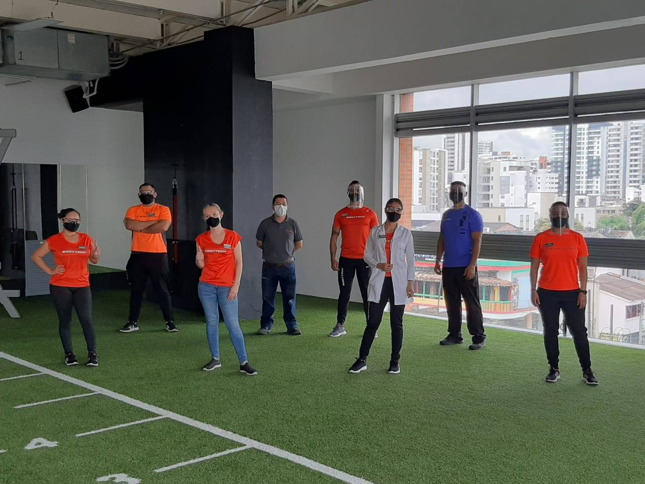 Bodytech ya reabrió catorce sedes en Colombia
