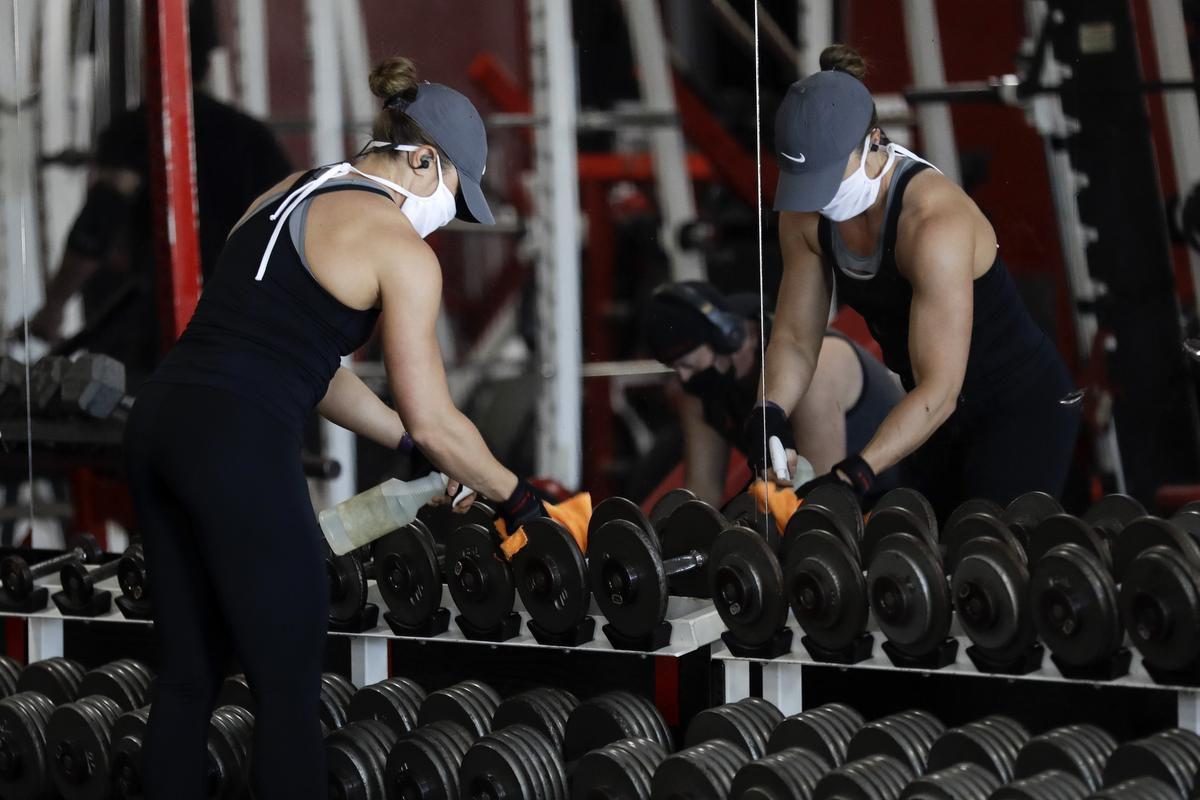En Honduras, siete gimnasios de San Pedro Sula comenzaron a operar a modo de prueba piloto