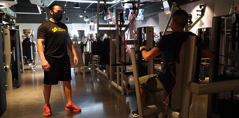 En Europa llevan adelante SafeACTiVE, un estudio independiente para medir el riesgo de contagio de COVID-19 en gimnasios