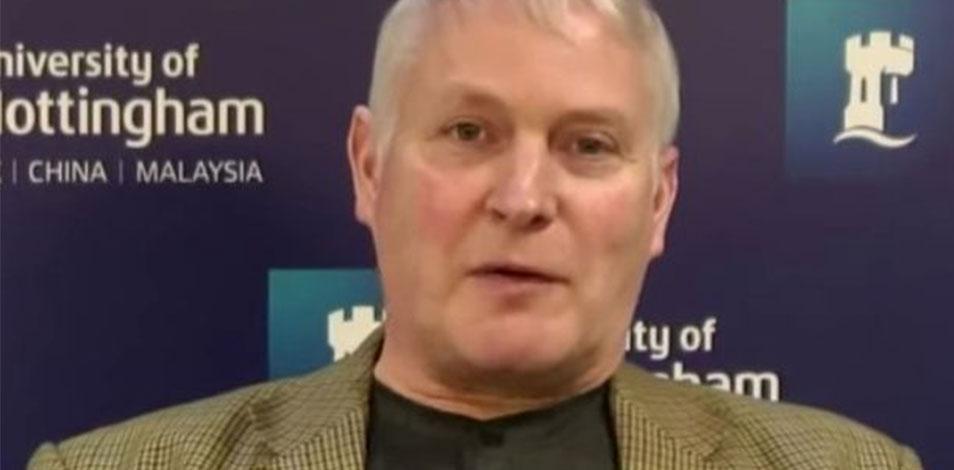 """""""Los riesgos de contagio de Covid-19 en un gimnasio se pueden reducir dramáticamente"""", dice Jonathan Ball, de la Universidad de Nottingham"""