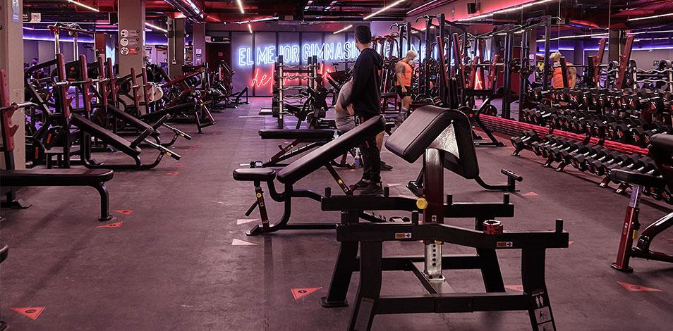 En Colombia, Action Fitness abrió dos sedes nuevas en Medellín y una en Bogotá