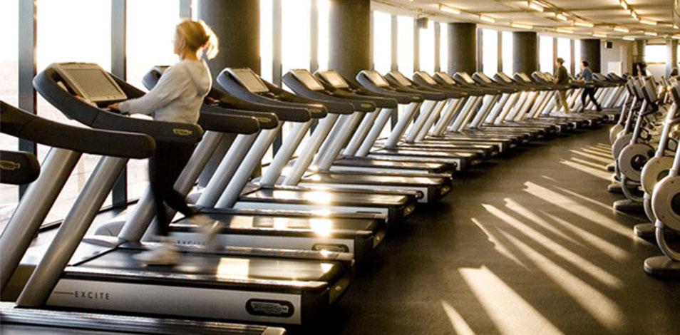 En España, el nivel global de recuperación del sector fitness se mantuvo en un 64% en octubre