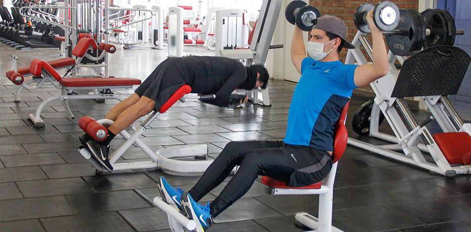 """""""Los gimnasios son menos riesgosos que muchos otros lugares bajo techo"""", según un estudio publicado por Nature"""