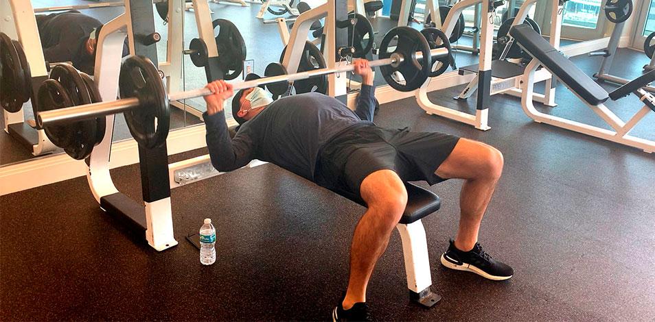 Un estudio asegura que el uso de tapabocas no tiene ningún efecto sobre el rendimiento durante el ejercicio intenso en personas sanas