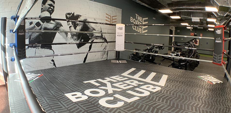 The Boxer Club, propiedad del grupo Altafit, abrió su primer estudio boutique en Madrid