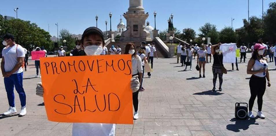En Tampico, los gimnasios reclaman por su reapertura y esperan respuesta de las autoridades