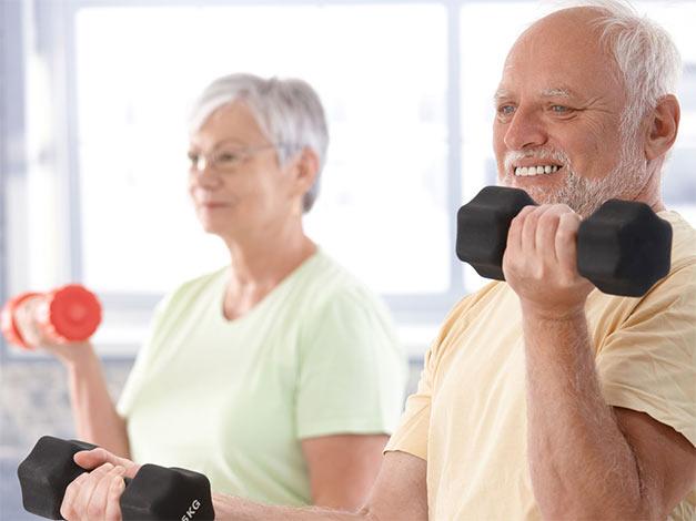 El ejercicio físico es una de las principales fuentes de alivio del estrés, según una encuesta