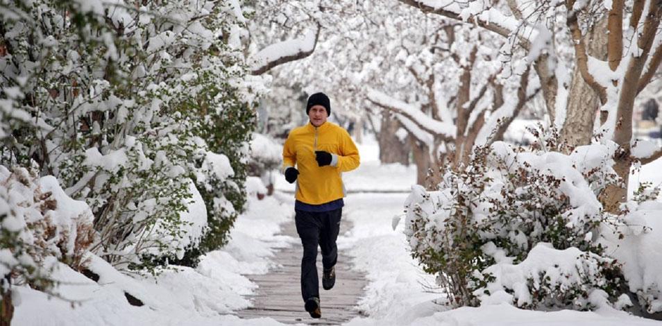 """""""El ejercicio en ambientes fríos mejora la oxidación de lípidos"""", según un estudio canadiense."""