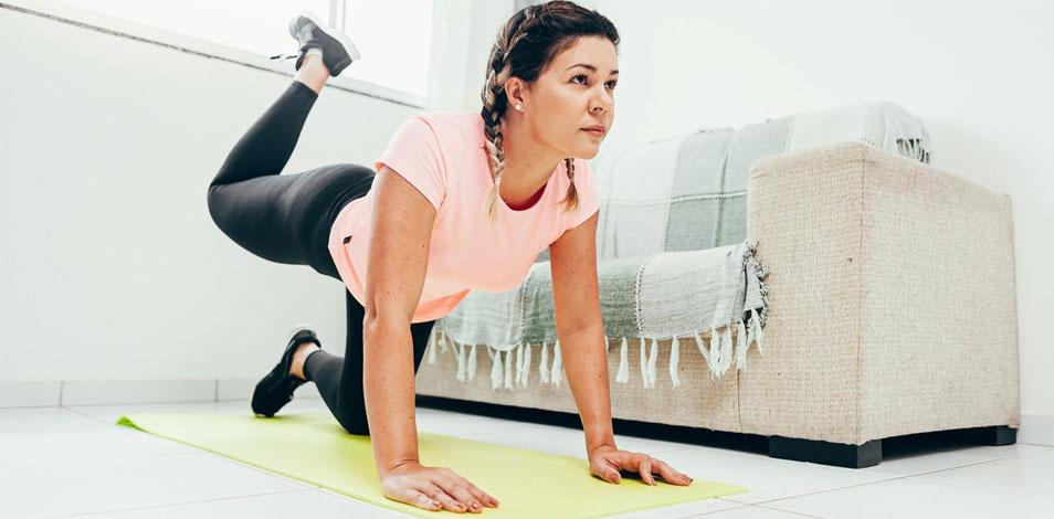 La actividad física impacta positivamente en la salud mental de las personas durante el confinamiento, dice un estudio