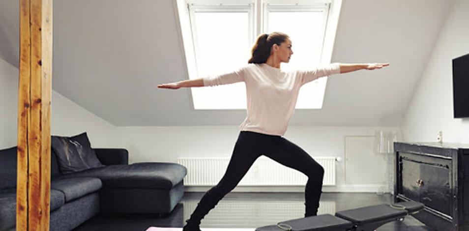 Una encuesta asegura que en 2021 más de un tercio de los usuarios de gimnasios elegirá entrenar desde su casa