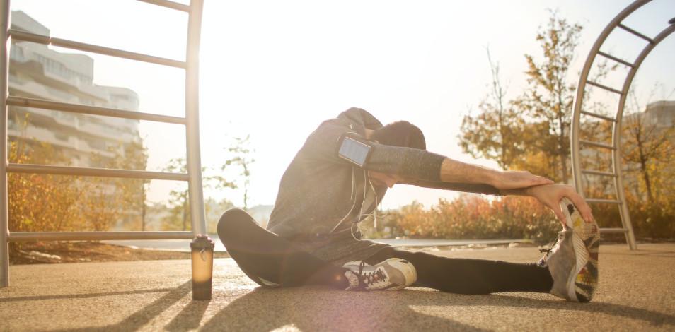 Según el INEGI, sólo el 39% de la población mexicana hace actividad física