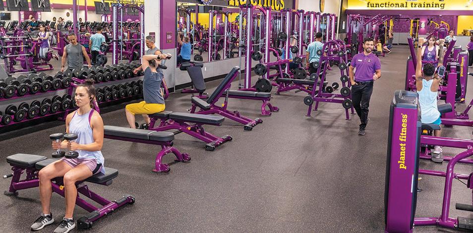 Planet Fitness es la octava franquicia más exitosa del mundo, según el ranking anual de la revista Entrepreneur