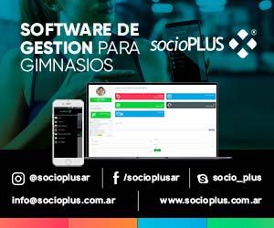 Socioplus Software de gestion para gimnasios