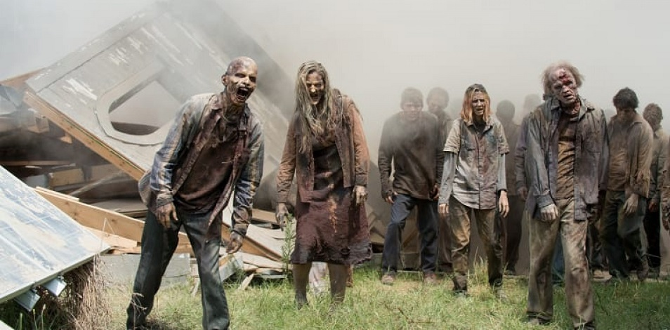 The Walking Dead: que tu gimnasio no sea un zombi