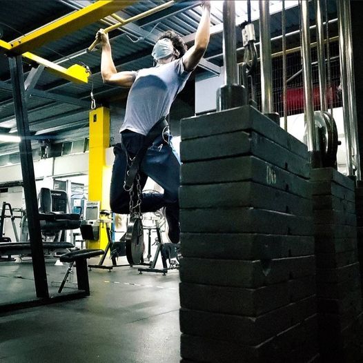 """La semana pasada pudieron reabrir los gimnasios """"tipo A"""" de La Paz, en Baja California Sur"""