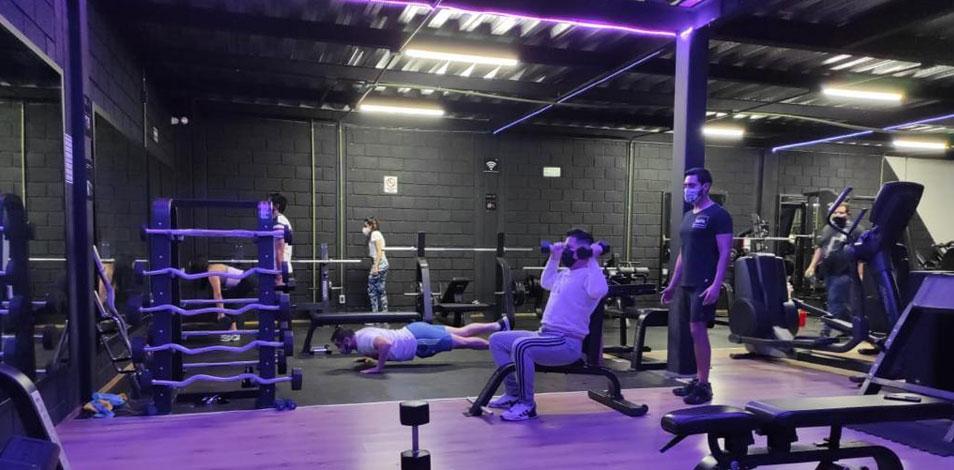 En Toluca, los gimnasios pueden reabrir con un aforo del 30%