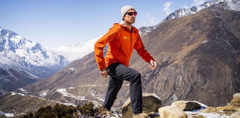 Freemotion realizó un entrenamiento en vivo desde el Monte Everest