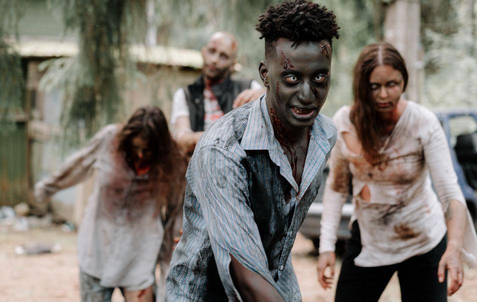 Training Dead: ¿Hay zombies en tu gimnasio?