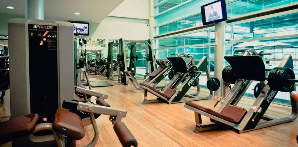 En Cancún los gimnasios retroceden al aforo del 25%