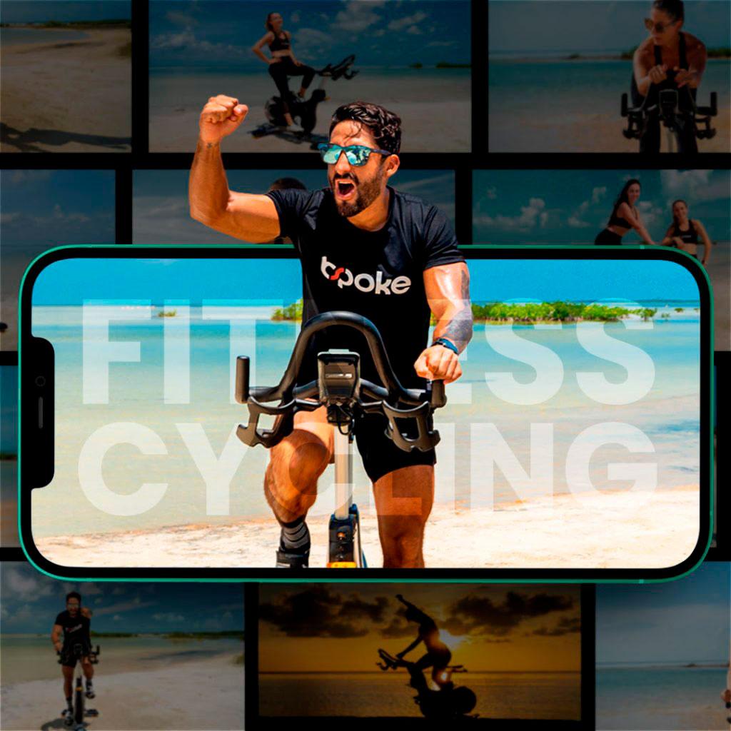 Matrix Fitness presenta en México un servicio de arriendo de bicicletas