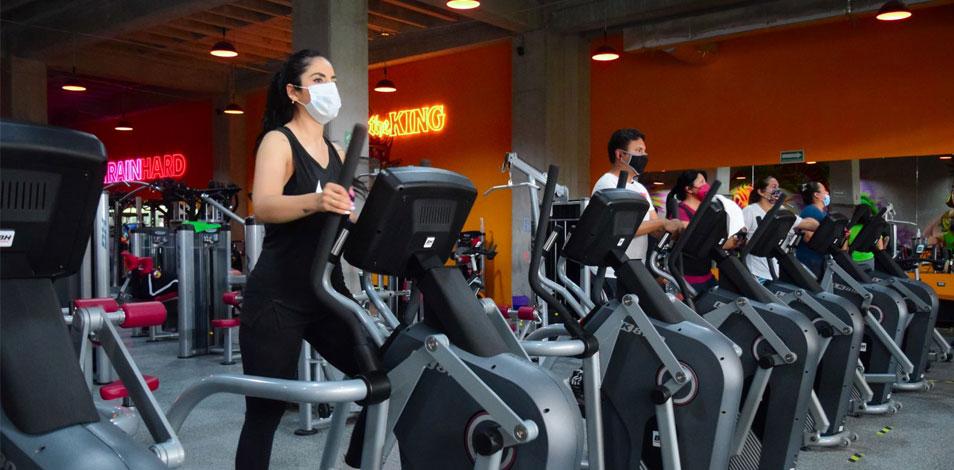 Empire Fitness abre en noviembre dos nuevas sucursales en Puebla