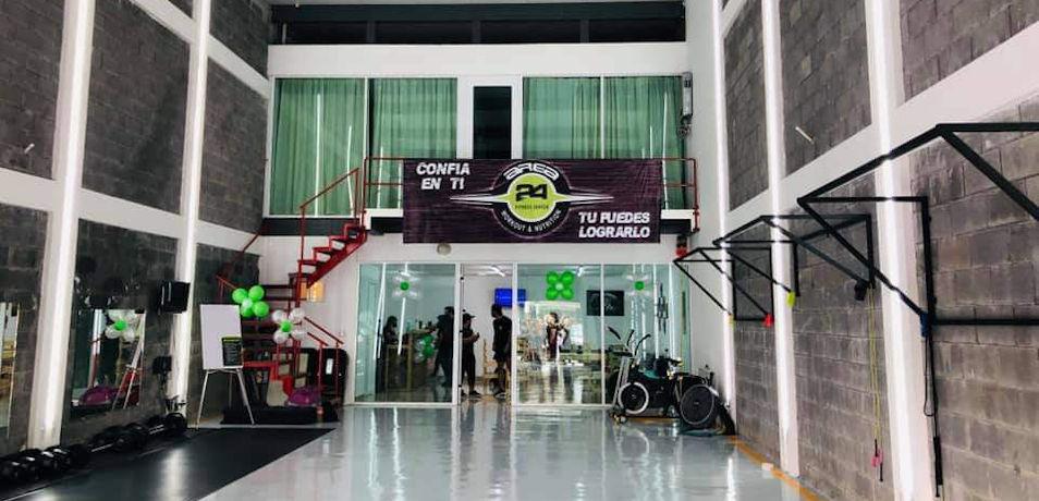 Se inauguró el gimnasio Área 24 en la ciudad de Guadalupe, en Nuevo León