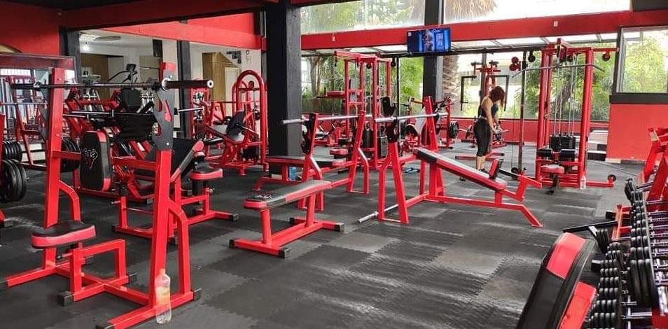 En agosto, Power Gym abrió sus puertas en Tultepec